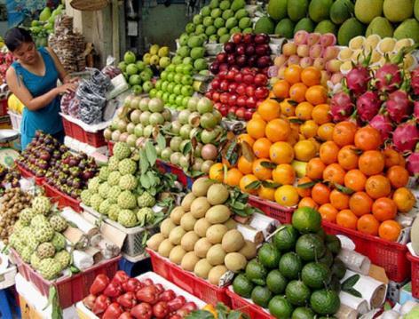 Trái cây các loại